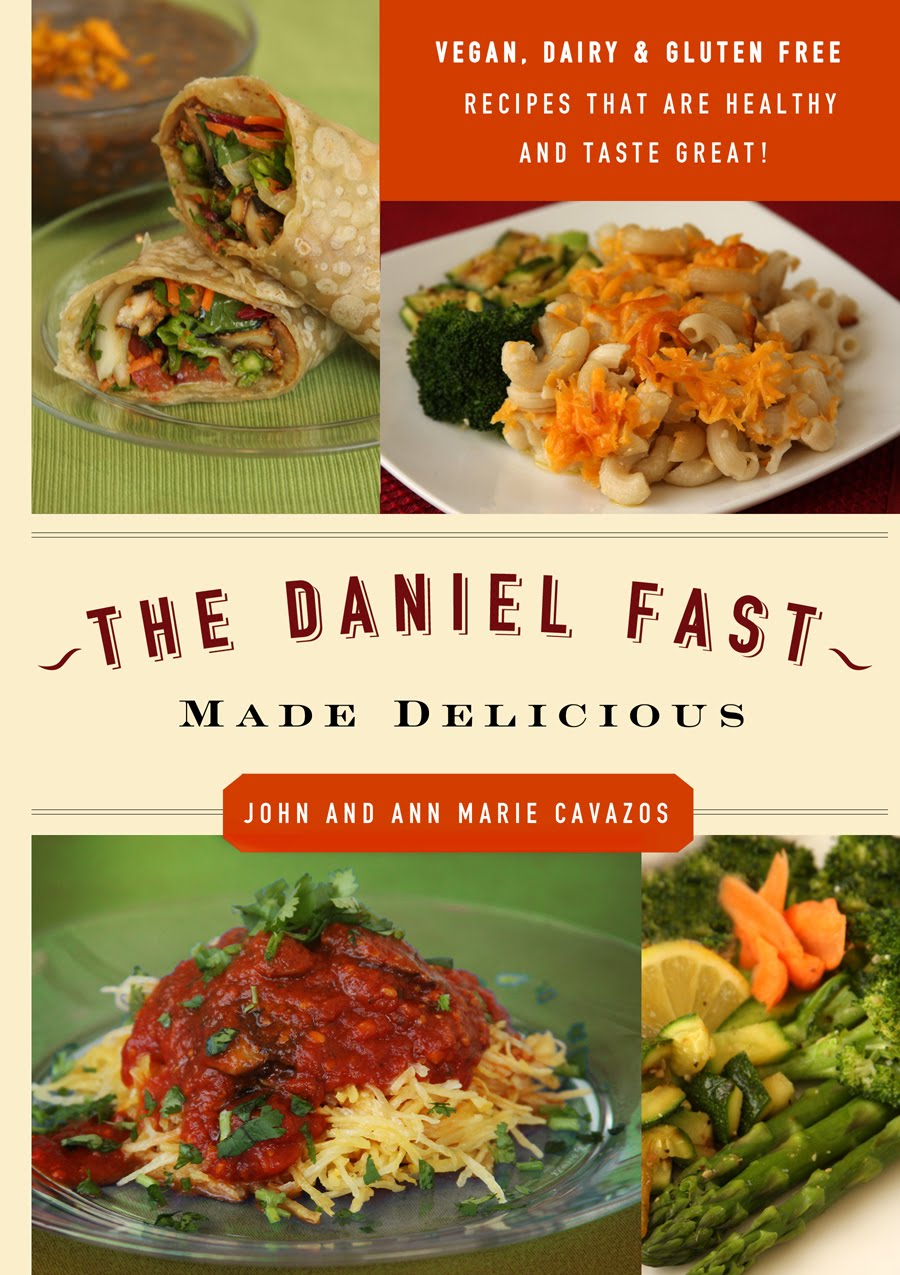 Daniel Fast Food List Instructions