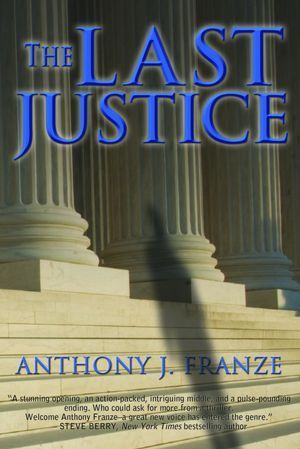 The Last Justice book cover