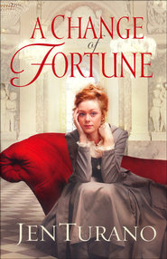 A Change of Fortune book cover