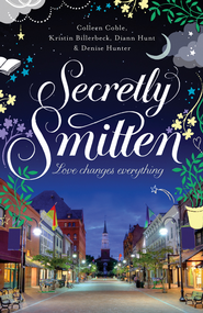 Secretly Smitten book cover