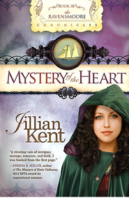 Mystery Of The Heart book cover