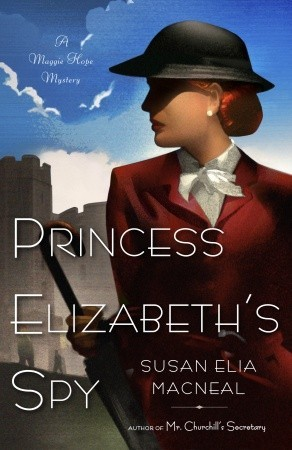Princess Elizabeth's Spy book cover