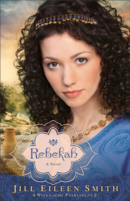 Rebekah book cover