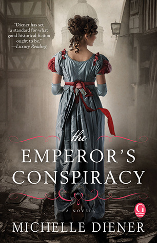 The Emperor's Conspiracy bok cover