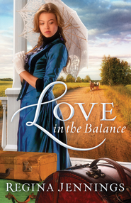 Love In The Balance book cover