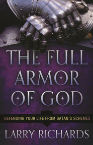 The Full Armor Of God book cover