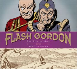 flash gordon fall of ming book cover