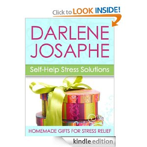 Homemade Gifts For Stress Relief book cover