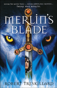Merlin's Blade book cover