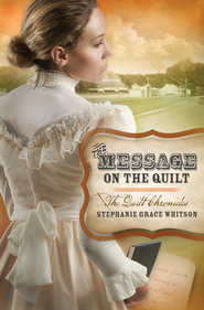 The Message on the Quilt book cover