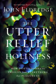 The Utter Relief Of Holiness book cover