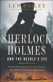 Holmes And The Needle's Eye book cover