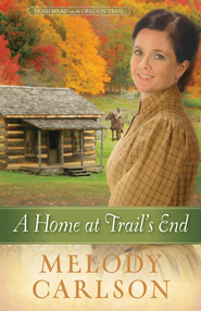 A Home At Trails End book cover