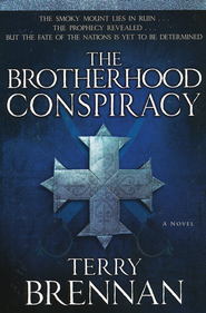 The Brotherhood Conspiracy book cover