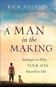 A Man In The Making book cover