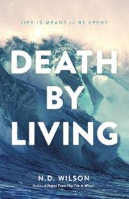 Death By Living book cover