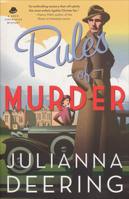 Rules Of Murder book cover