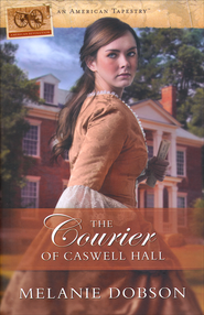 Courier of Caswell Hall book cover