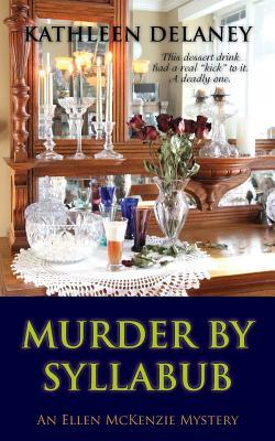 Murder by Syllabub book cover