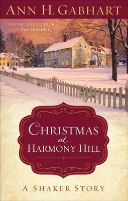 christmas at harmony hill book cover