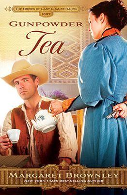 Gunpwder Tea book cover