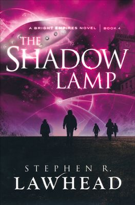 The Shadow Lamp book cover