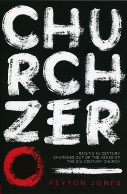 Church Zero book cover