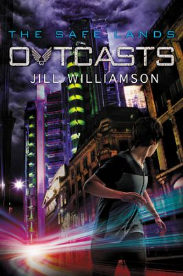 Outcasts book cover