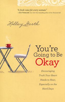 Youre Going To Be Okay book cover