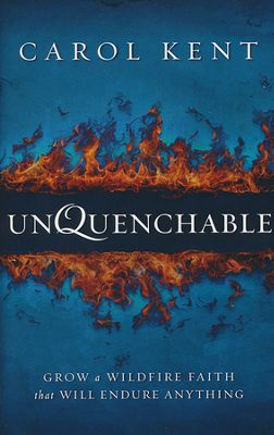 Unquenchable book cover