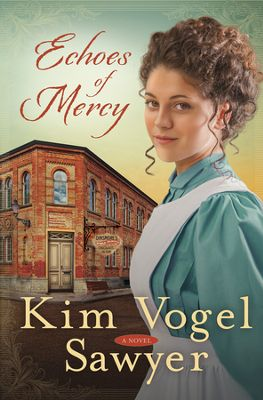 Echoes Of Mercy book cover