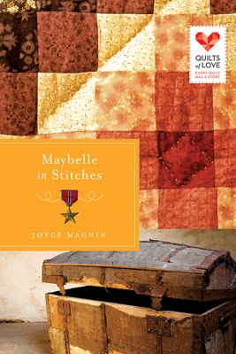 Maybelle in Stitches book cover