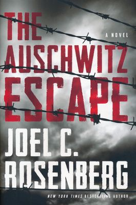 Auschwitz Escape book cover