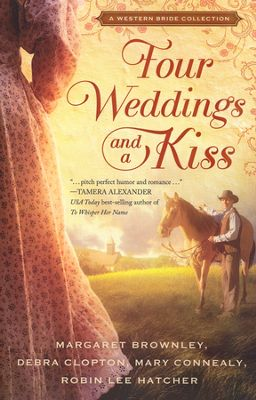 four weddings book cover