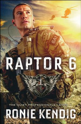 Raptor 6 book cover