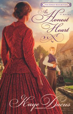 An Honest Heart book cover