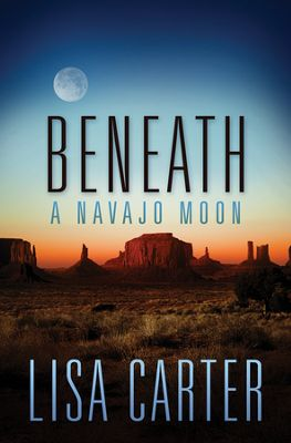 Beneath a Navajo Moon book cover
