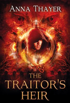 The Traitor's Heir book cover