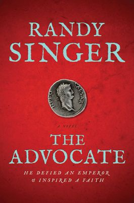 Advocate book cover