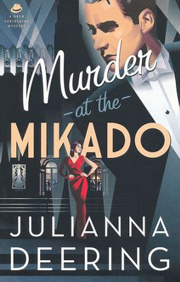 Murder At The Mikado book cover