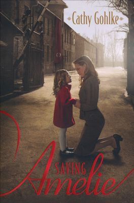 Saving Amelie book cover