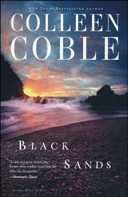 Black Sands book cover