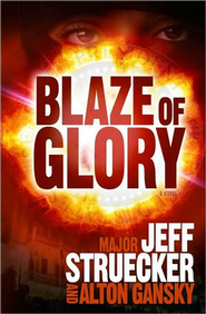 Blaze Of Glory book cover