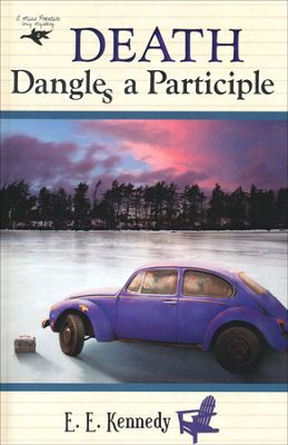 Death Dangles A Participle book cover