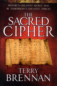 The Sacred Cipher book cover