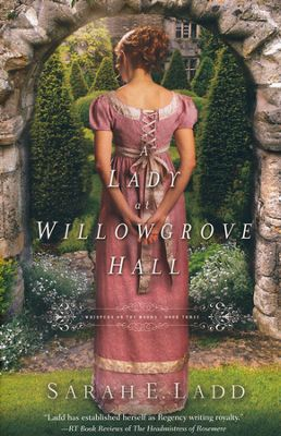 A Lady at Willowgrove Hall book cover