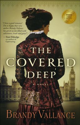 Covered Deep book cover