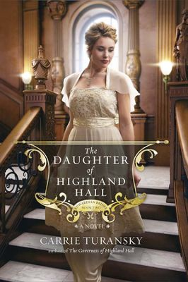 Daughter of Highland Hall book cover