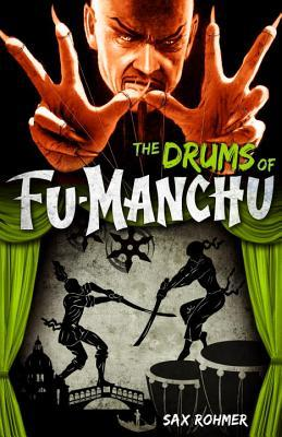 drums of Fu-Manchu book cover