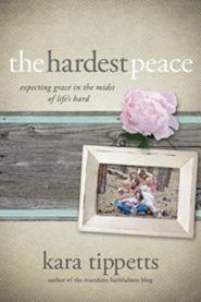Hardest Peace book cover